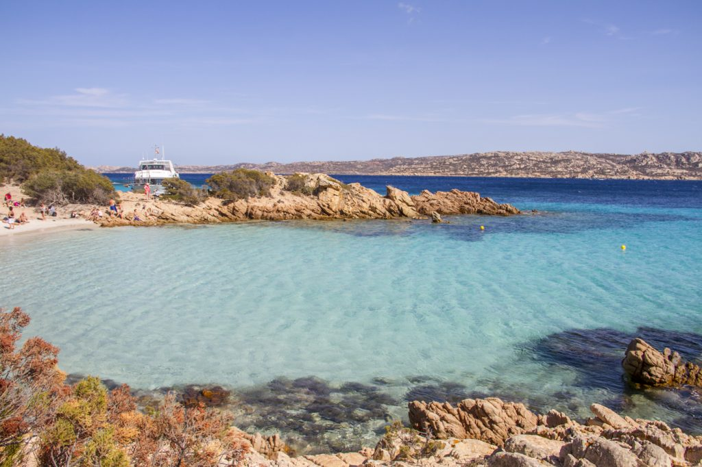 Cala Granara - Isola Spargi