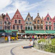 Centre ville de Bruges