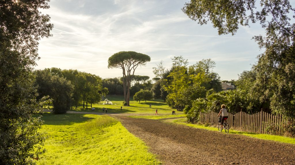 Parc Doria Pamphilj Rome