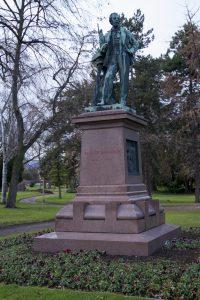 Statue Auguste Bartholdi
