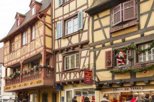 Maisons à colombage - Colmar
