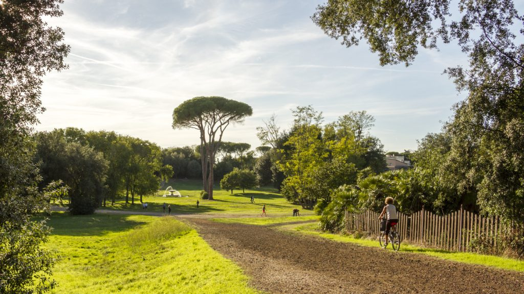 Parc Doria Pamphilj