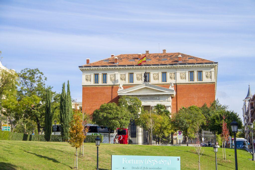 Académie royale espagnole