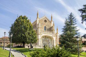 Eglise San Jerónimo El Real