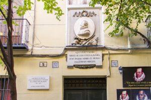 Maison de Miguel de Cervantès