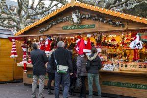 Au marché de Noël de Strasbourg