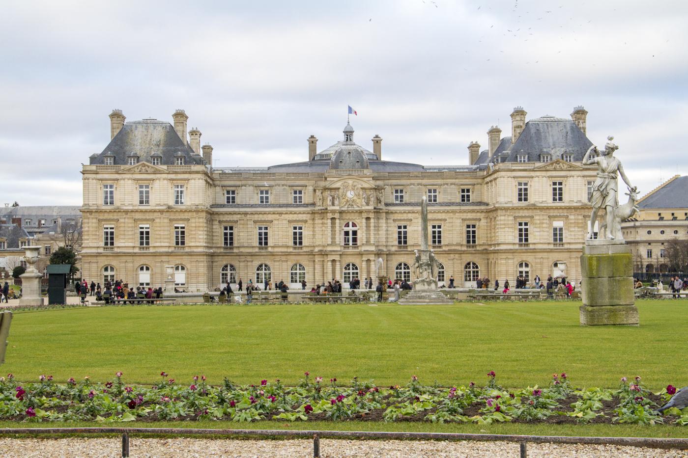 Paris mes plus belles fl neries guide de voyage - Petit jardin restaurant luxembourg le mans ...