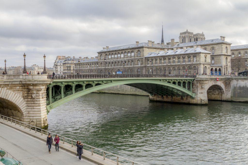 La Seine et les ponts