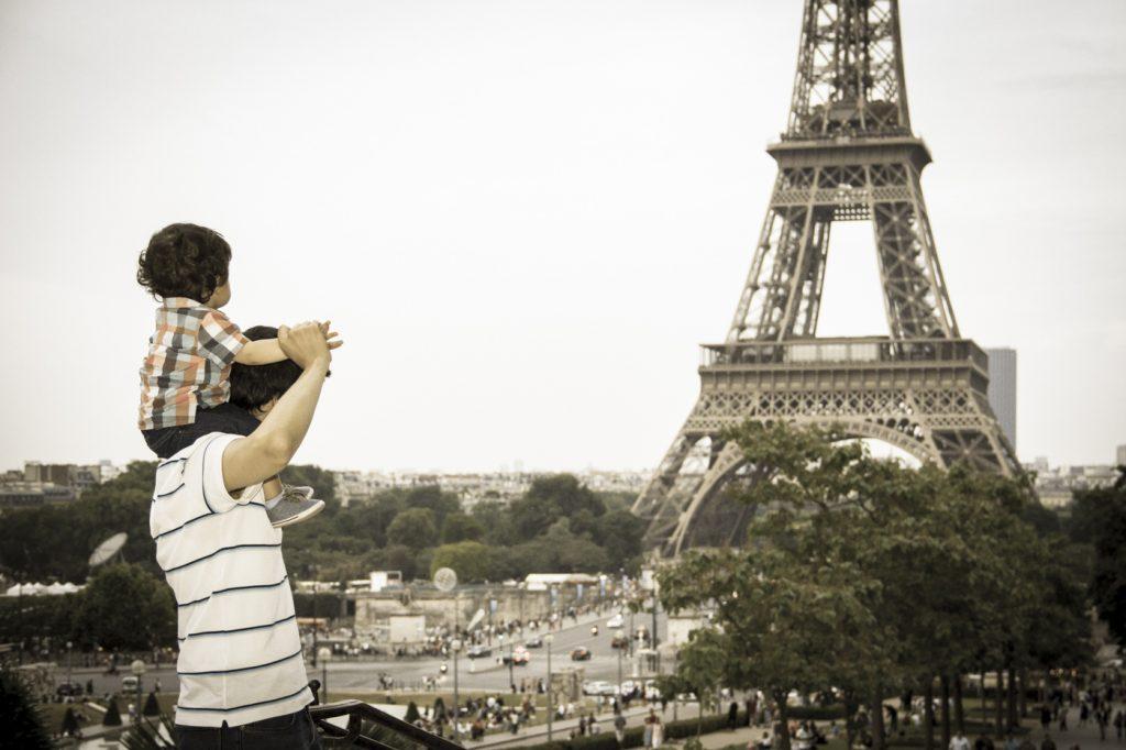 Mes amours à Paris