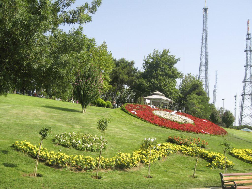 Jardins de Camlica