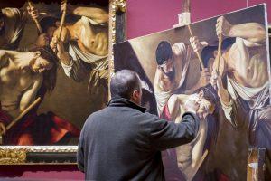 Au musée des beaux arts