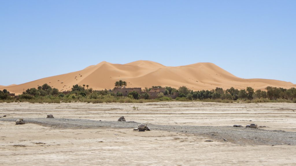 Dunes de l'Erg Chebbi
