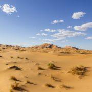 Dunes de sable de Merzouga