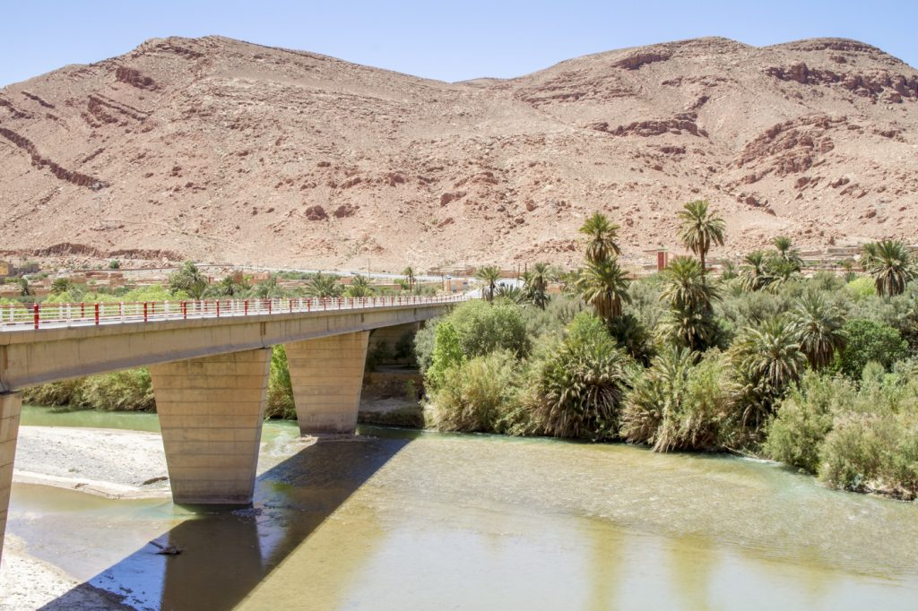Pont du Oued Ziz