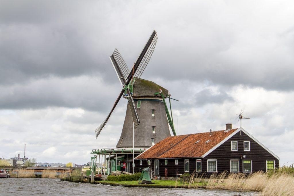 Moulin à Zaans Schanse