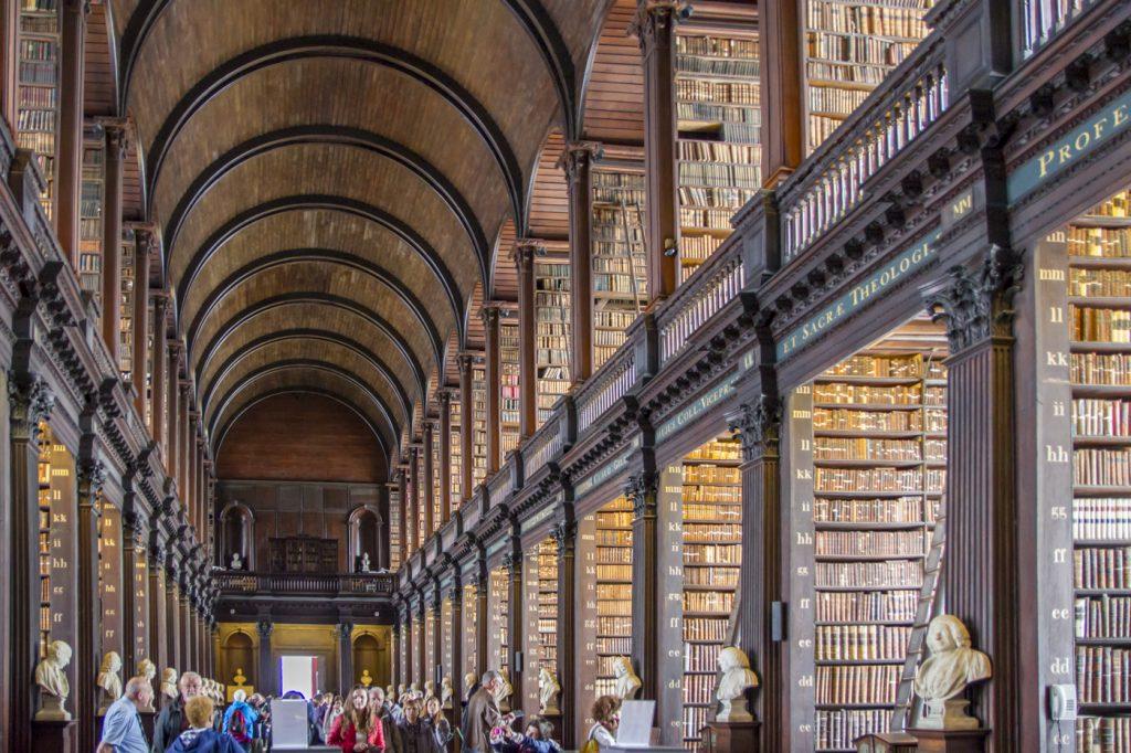 Bibliothèque de Trinity College