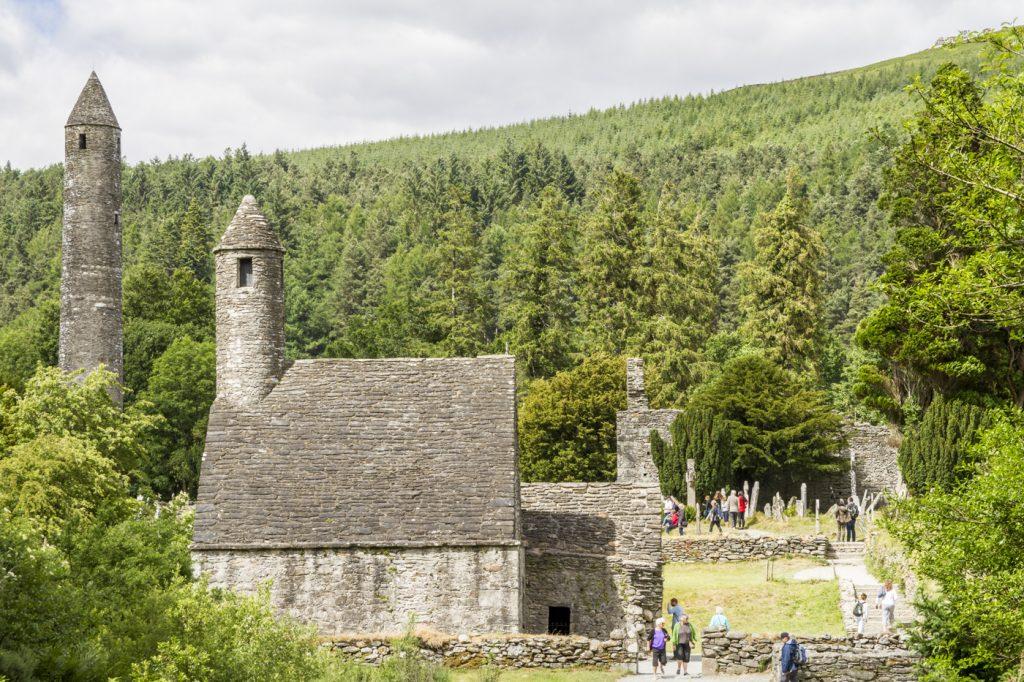 Glendalough le monastère