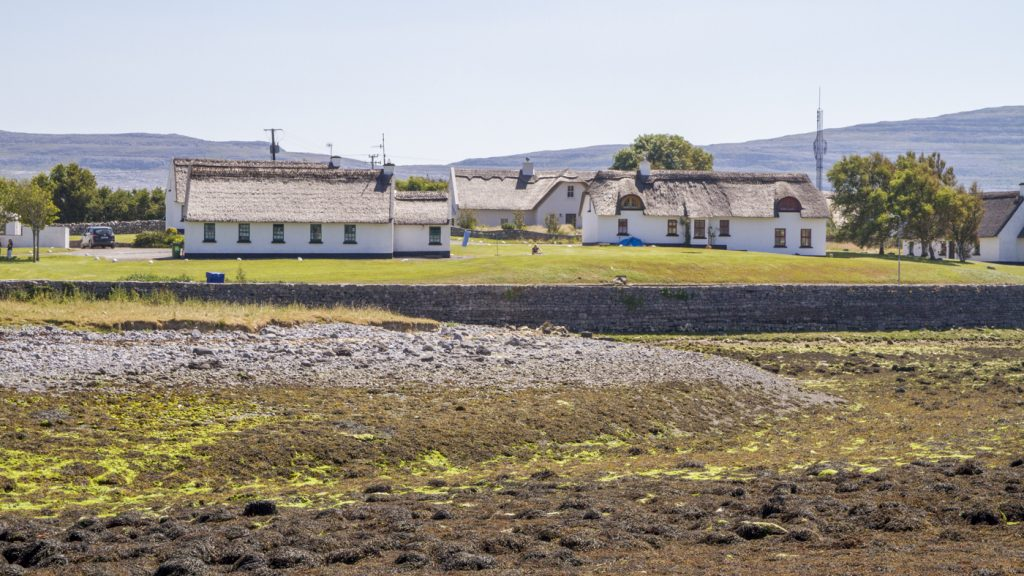 Maisonnées en toit de chaume