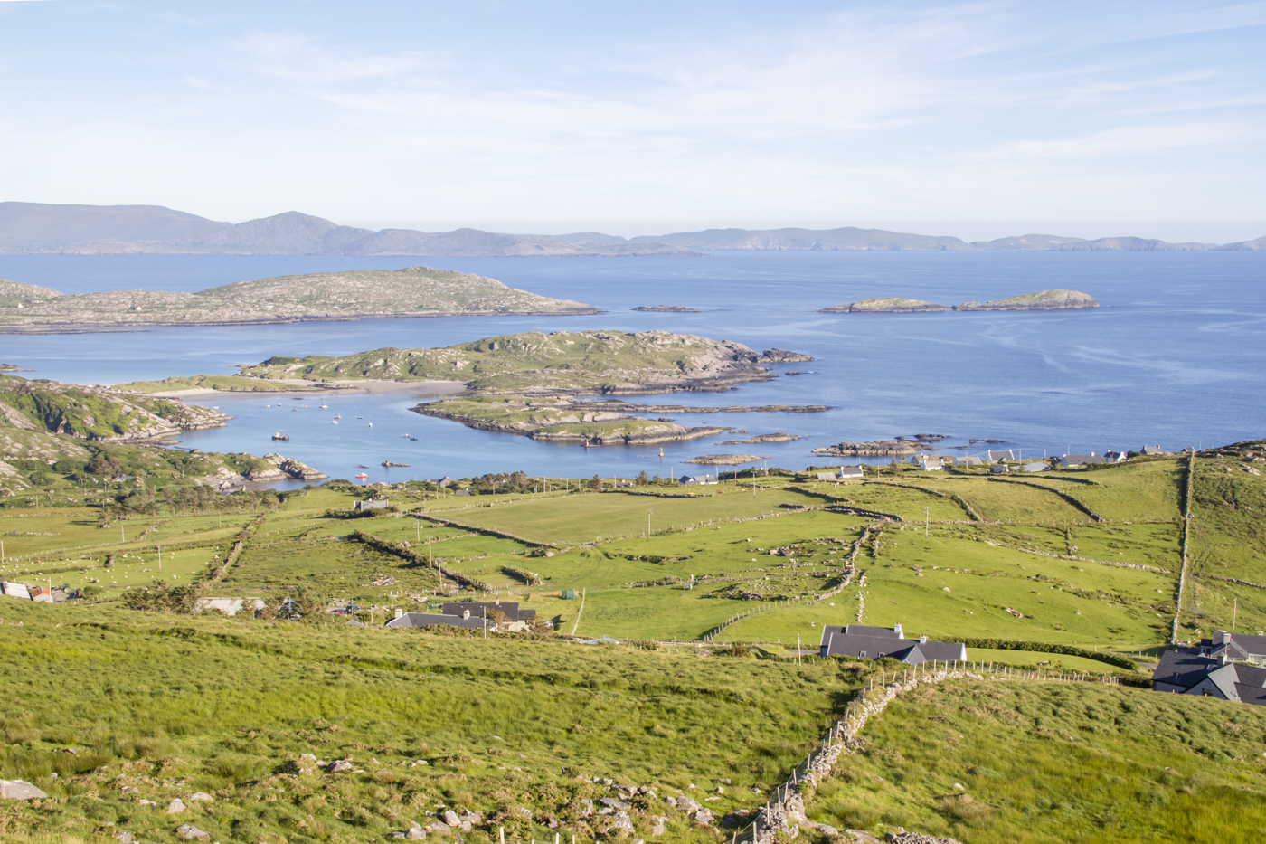 Paysage Ring du Kerry