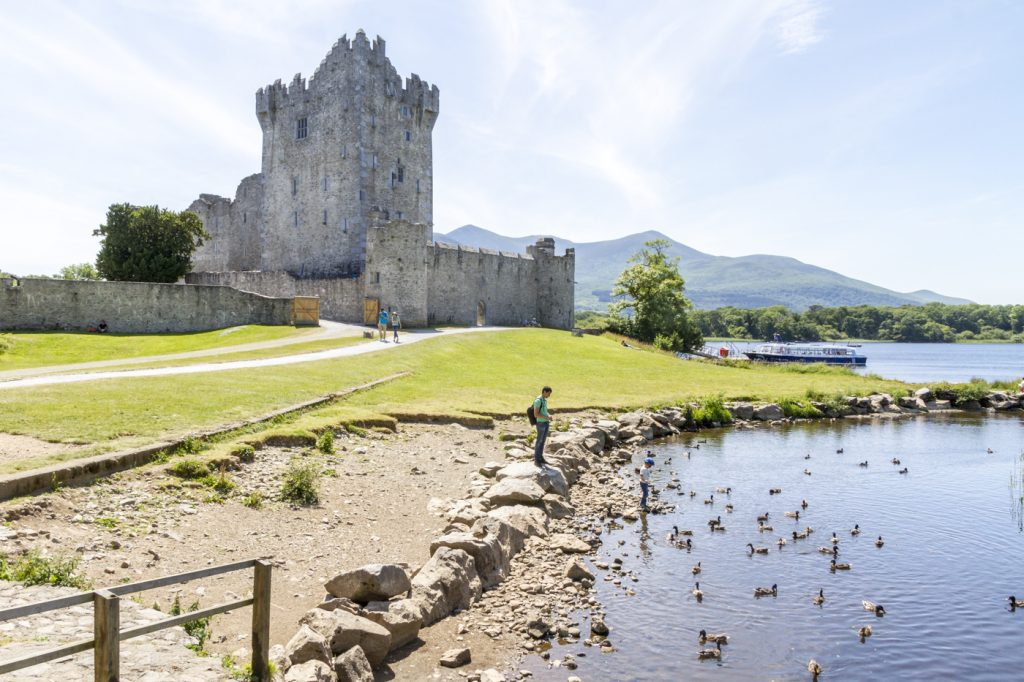 Ross Castle à Killarney