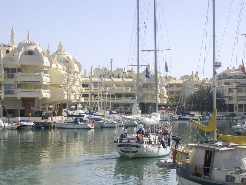 Sortie en bateau depuis Puerto Marina