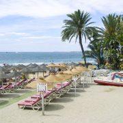 Marbella plage