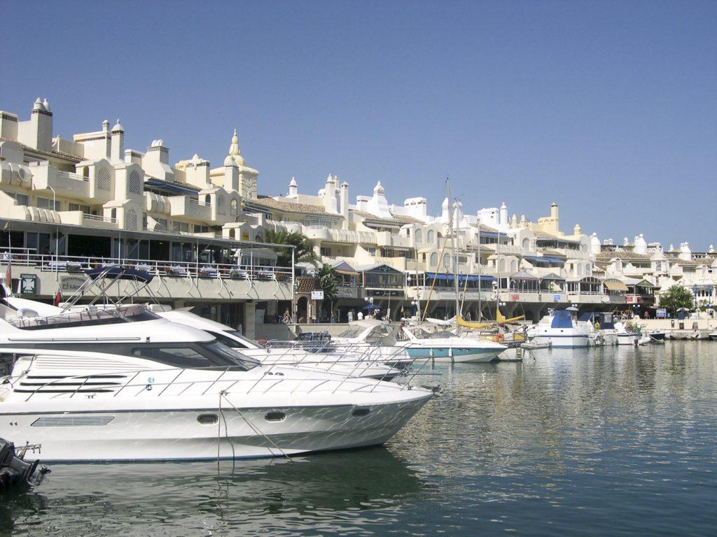 Port de plaisance de Puerto Marina