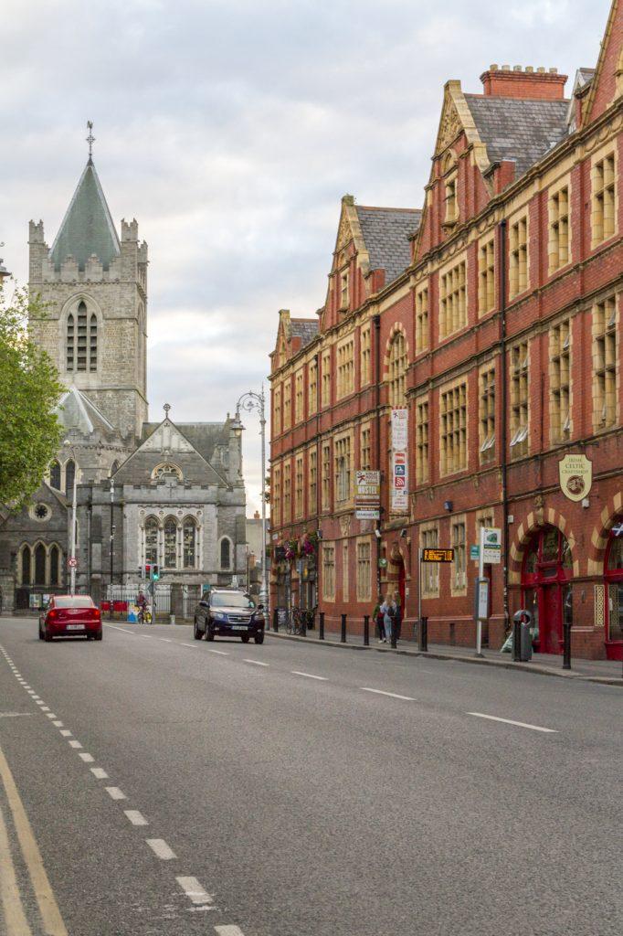 Conduire à Dublin