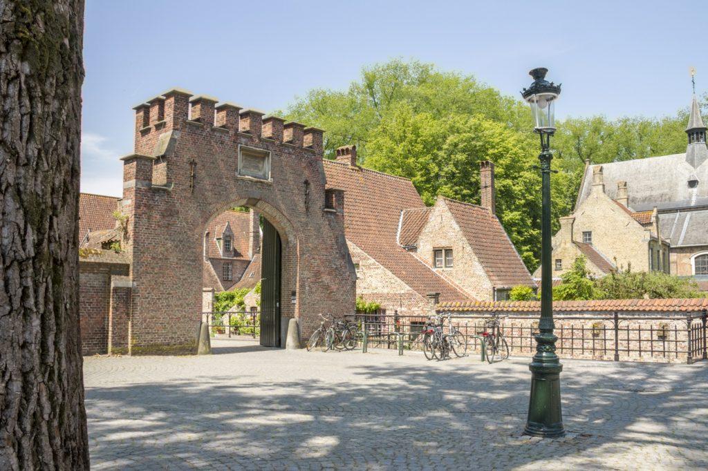 Anciennes portes de Bruges