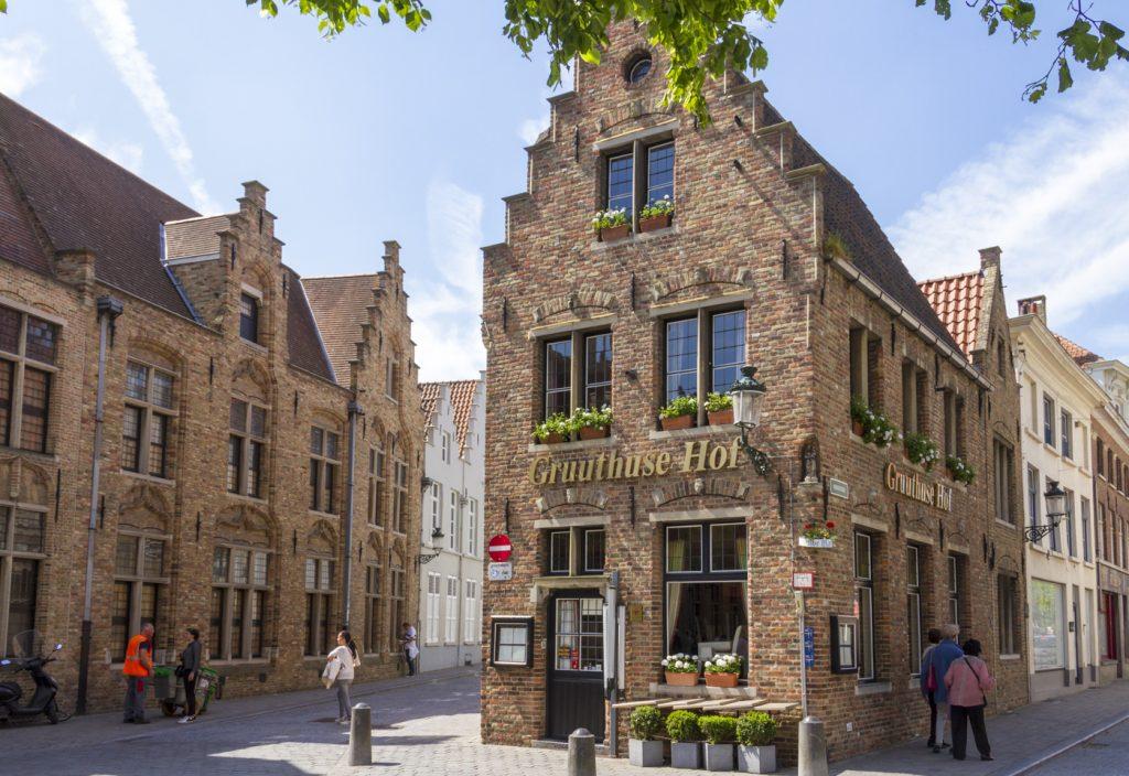 Ruelles à Bruges
