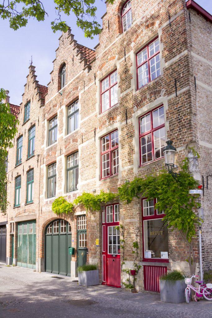 Ruelles de Bruges