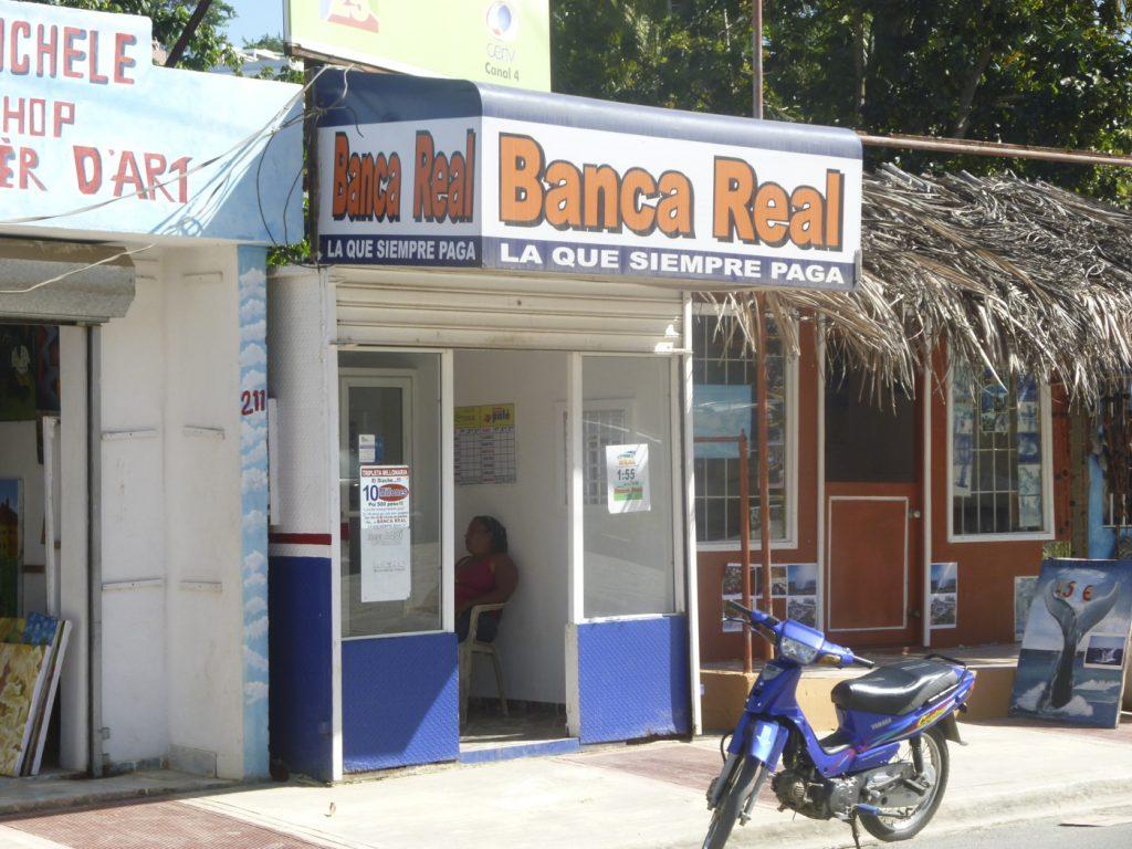 Banque à Las Terrenas