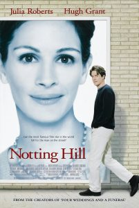 Notting Hill le film