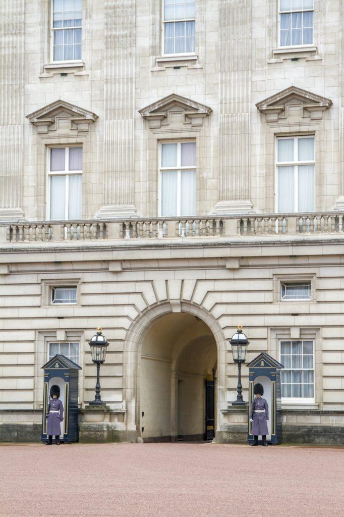 Gardes de Buckingham Palace