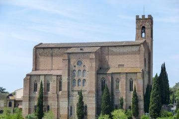 Basilique San Domenico de Sienne