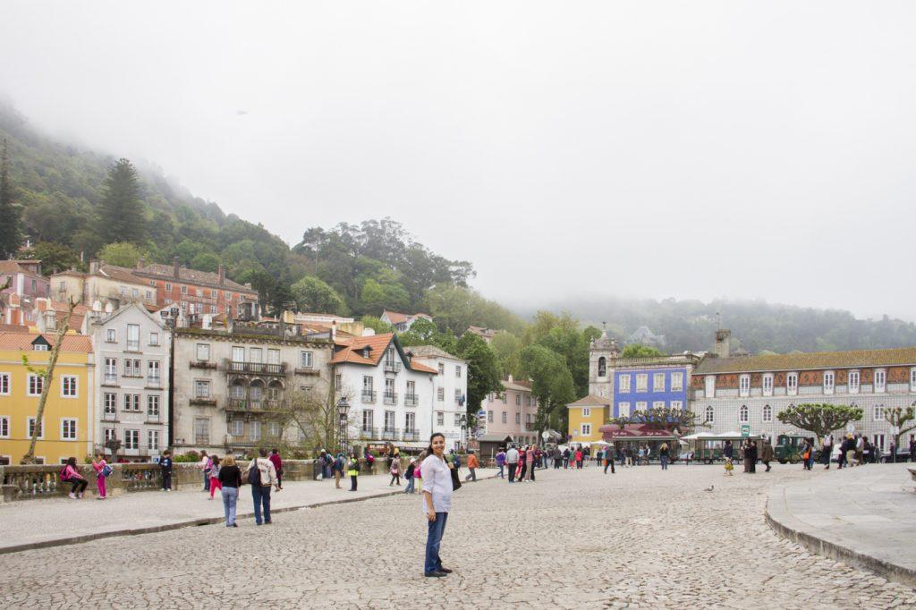 Centre-ville de Sintra