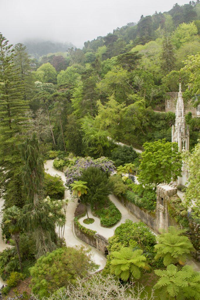 Jardins de la Quinta da Regaleira
