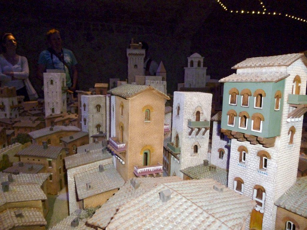 Au musée municipal de San Gimignano