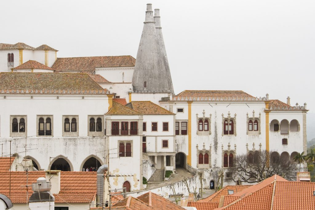 Palais national de Sintra
