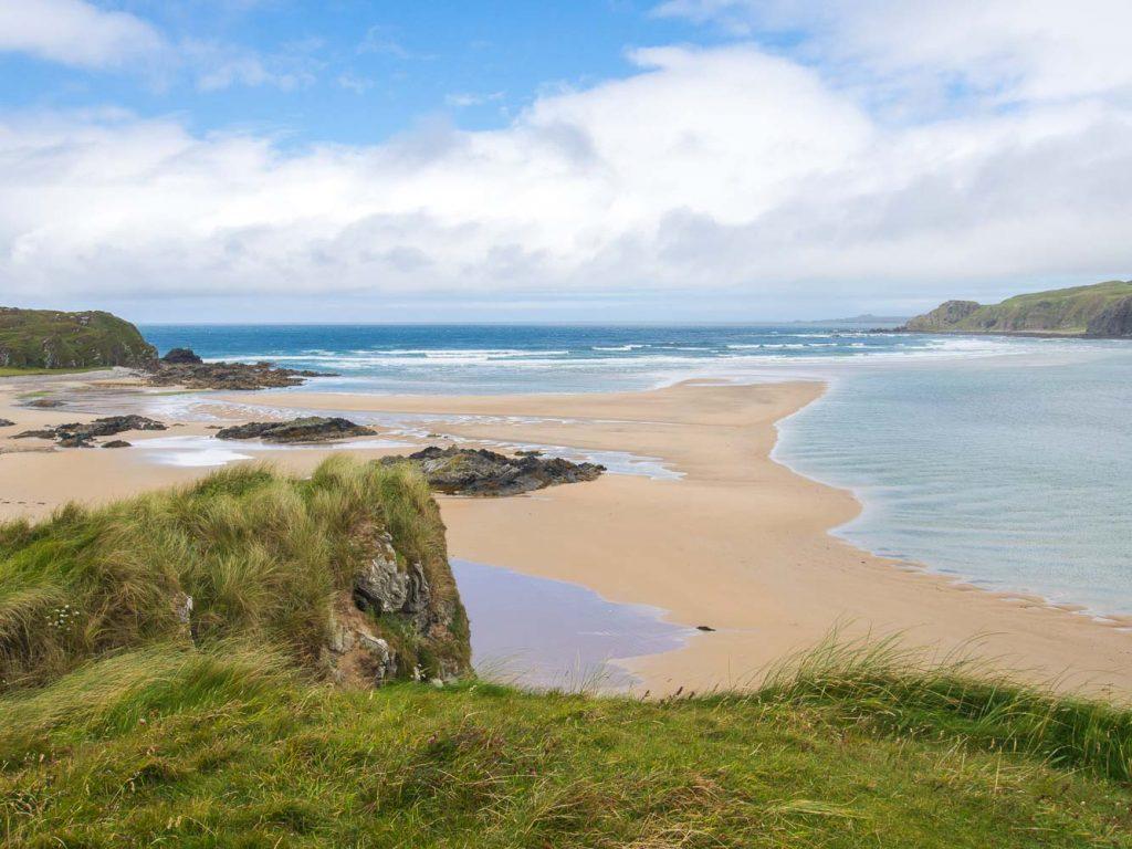 La Péninsule d'Inishowen en Irlande par FromYukon