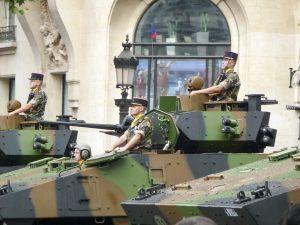 Défilé du 14 juillet Paris