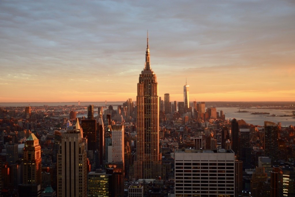 New York par Des plans sur l'oreiller