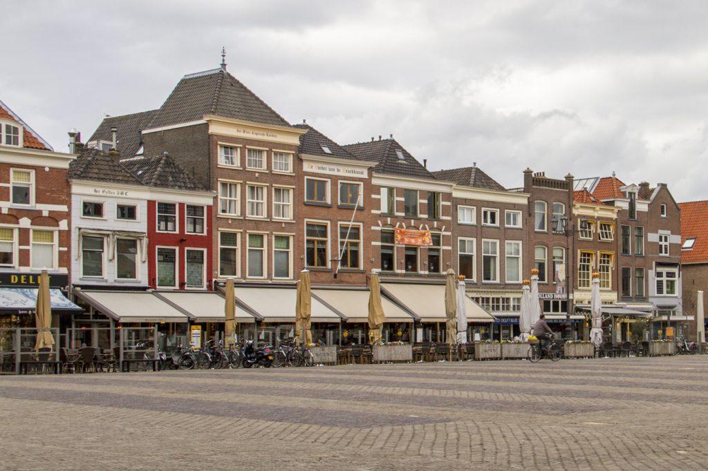 Markt de Delft