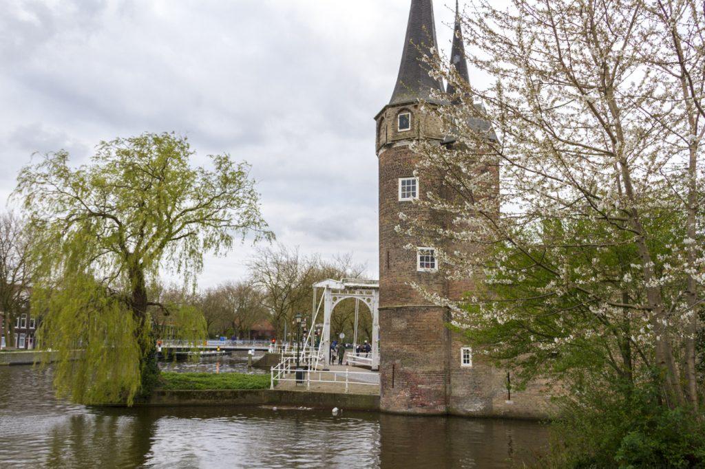 Oostpoort de Delft