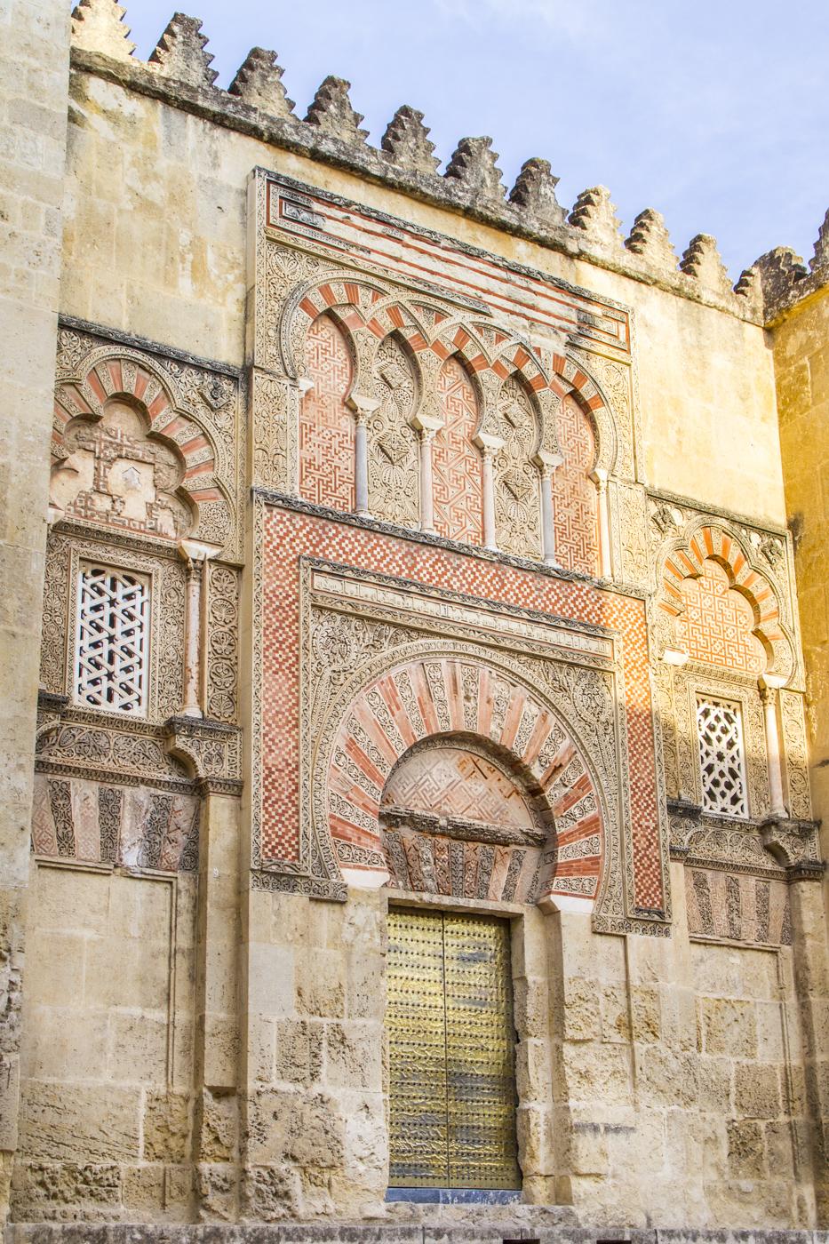 Porte de la Mosquée-Cathédrale